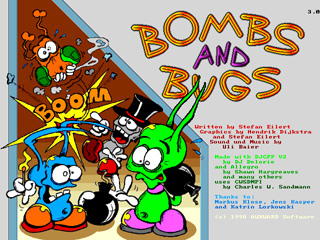 Bombs and Bugs titlepic